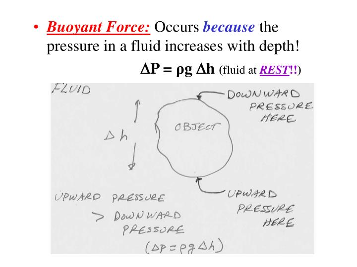 Buoyant Force: