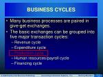 business cycles5
