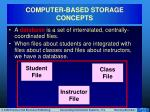 computer based storage concepts9