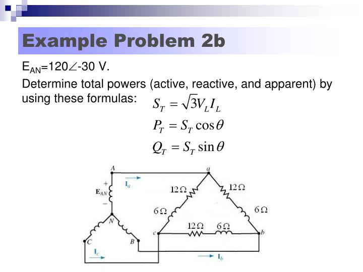 Example Problem 2b