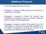 additional protocol