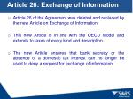 article 26 exchange of information1
