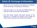 article 26 exchange of information2