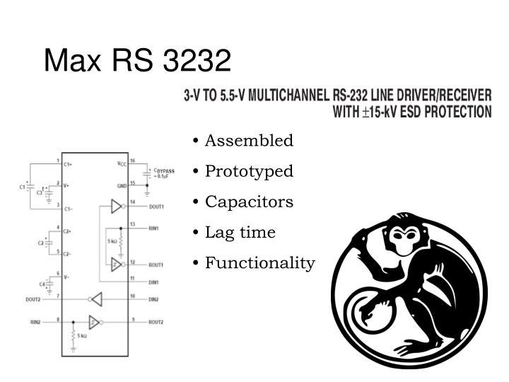Max RS 3232