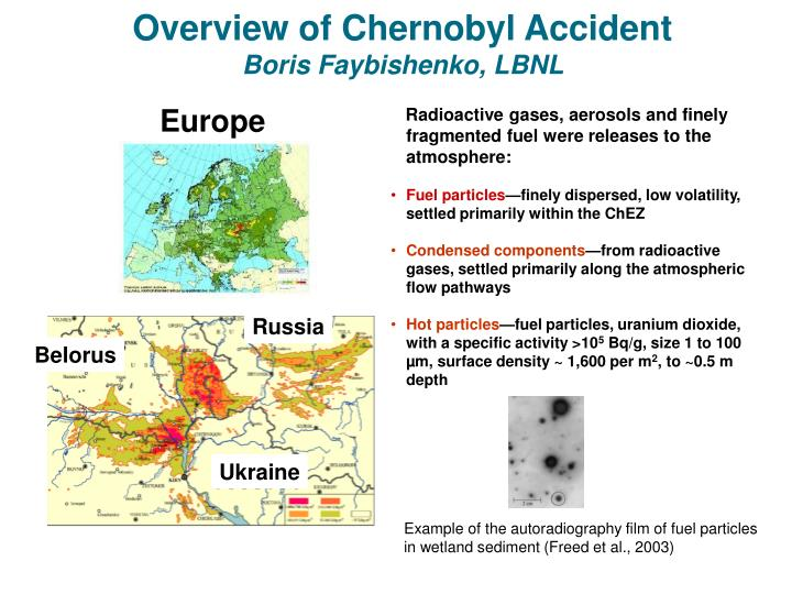 Overview of Chernobyl Accident