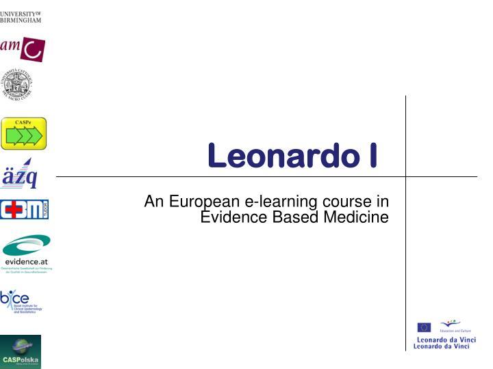 Leonardo I