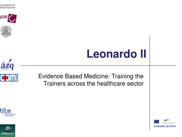 Leonardo II