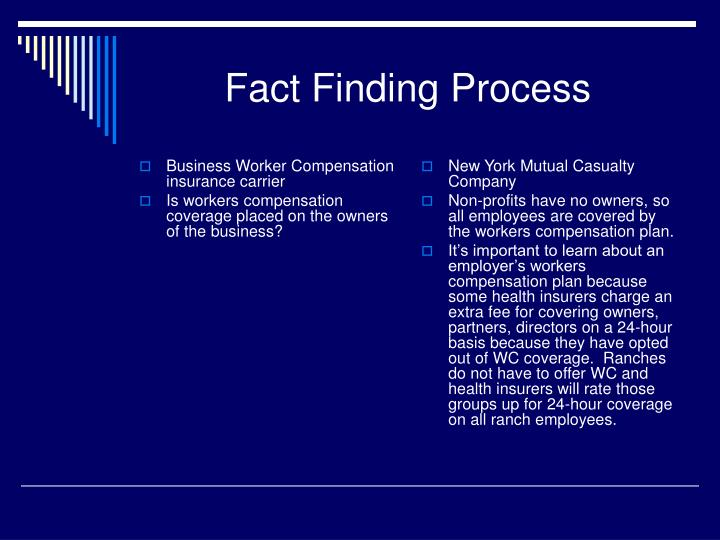 Business Worker Compensation insurance carrier