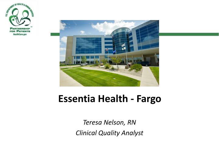 Essentia Health - Fargo