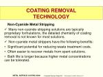 coating removal technology