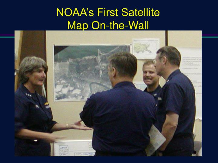 NOAA's First Satellite