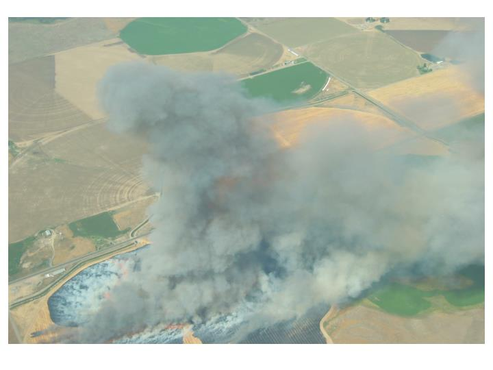 Clearsky plume rise field study