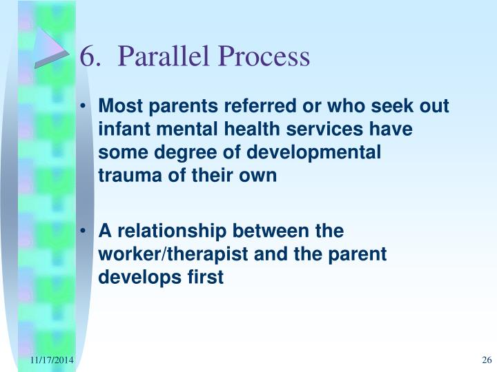 6.  Parallel Process