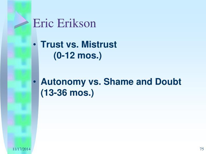 Eric Erikson