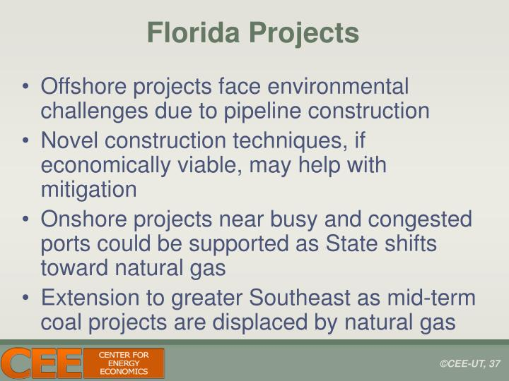 Florida Projects