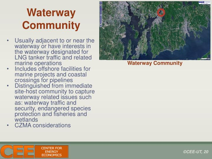 Waterway Community
