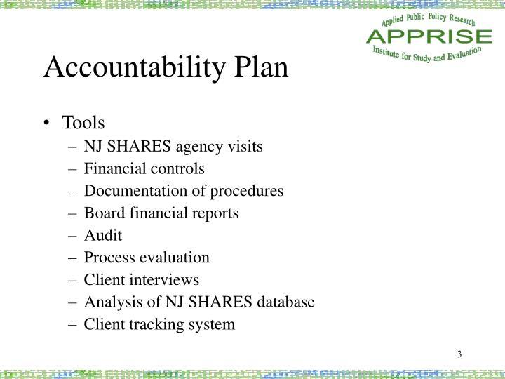 Accountability plan1