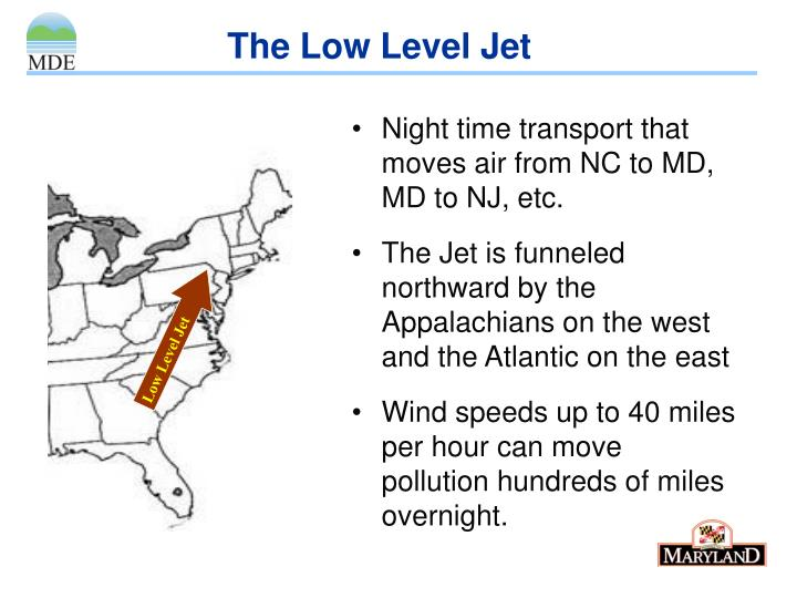 The Low Level Jet