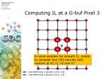 computing il at a g buf pixel 3