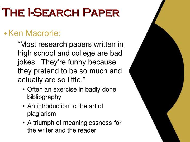 The i search paper2