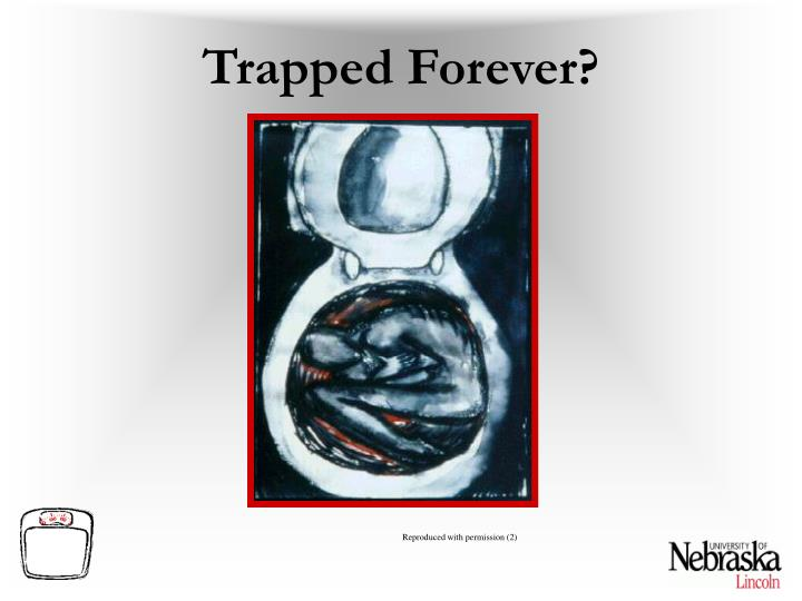Trapped Forever?