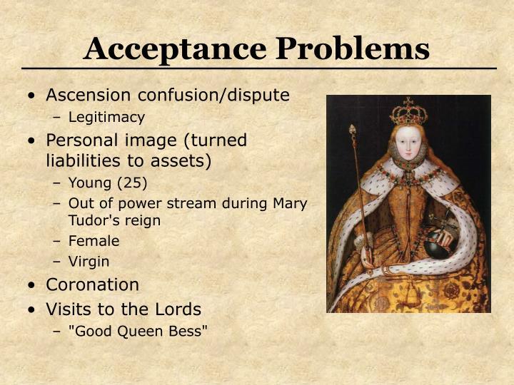 Acceptance problems