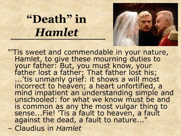"""""""Death"""" in"""