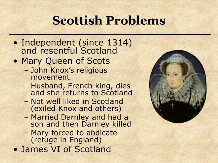 Scottish Problems