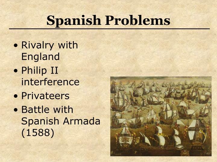 Spanish Problems