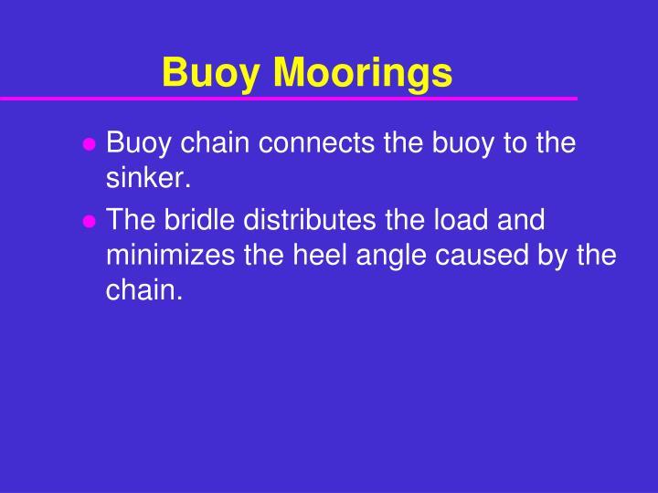 Buoy Moorings