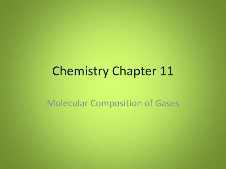 ilc chemestry chapter 11 Start studying chemistry chapter 11 learn vocabulary, terms, and more with flashcards, games, and other study tools.