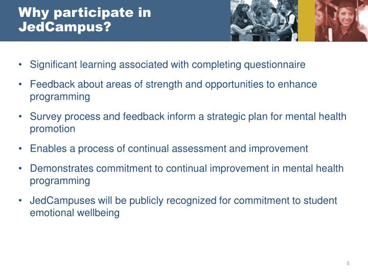 Why participate in
