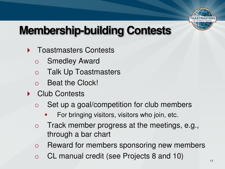 Membership-building