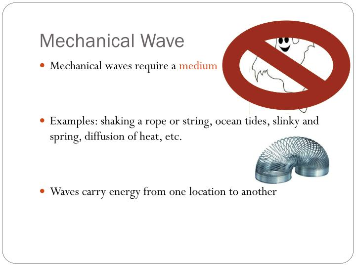 Mechanical wave