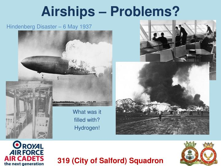 Airships – Problems?