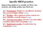 specific hrm practices2