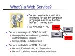 what s a web service
