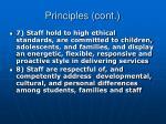 principles cont1