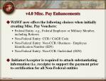 v4 0 misc pay enhancements
