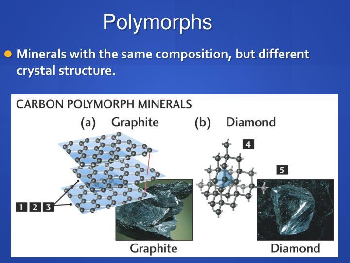 Polymorphs