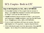 scl couples both in ltc1