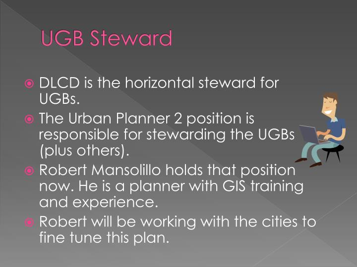 UGB Steward