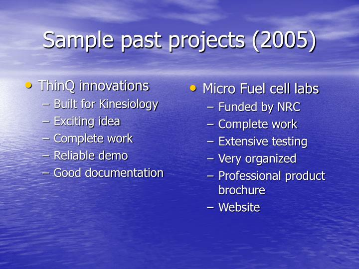 Micro Fuel cell labs