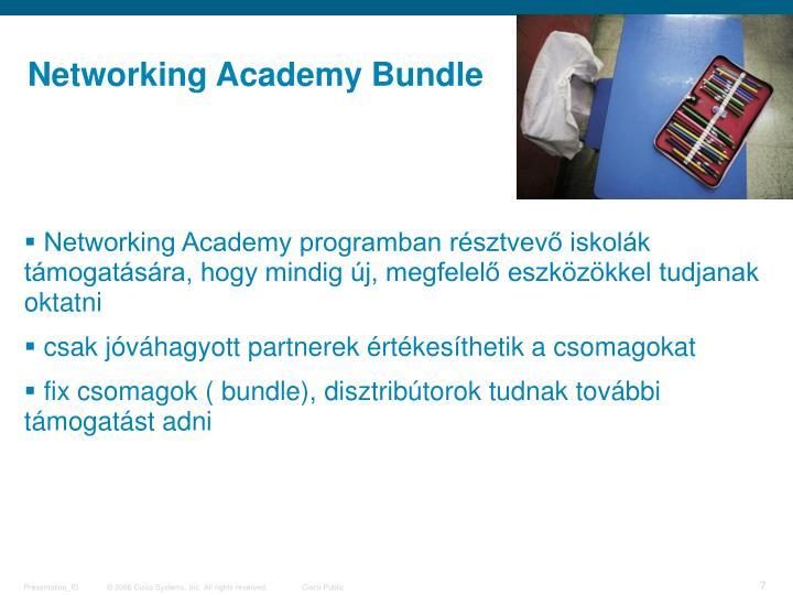 Networking Academy Bundle