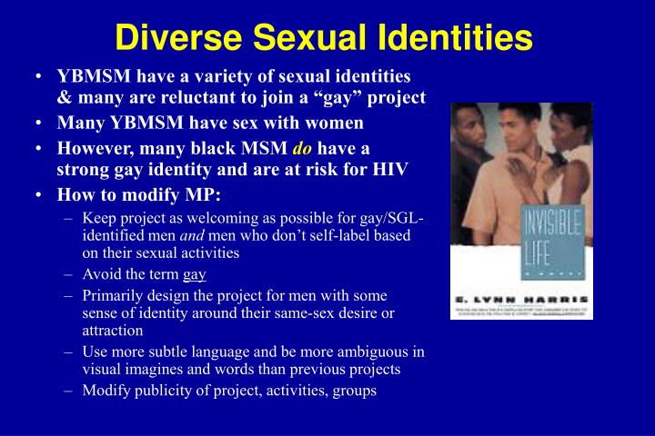 Diverse Sexual Identities