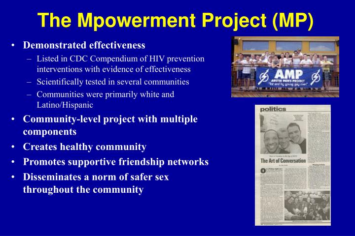 The mpowerment project mp