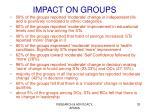 impact on groups2