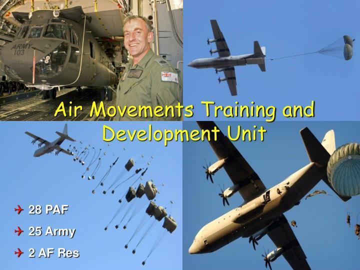 Air Movements Training and Development Unit