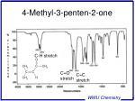 4 methyl 3 penten 2 one