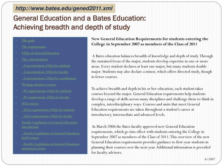 http://www.bates.edu/gened2011.xml